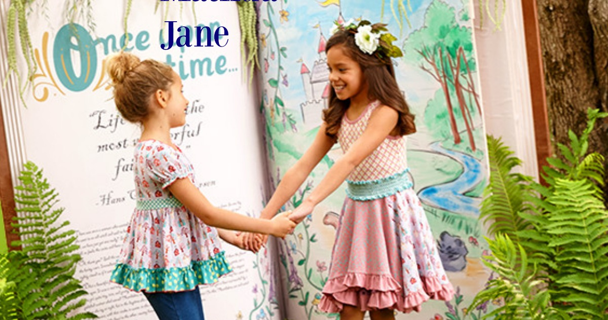 Matilda jane coupon code