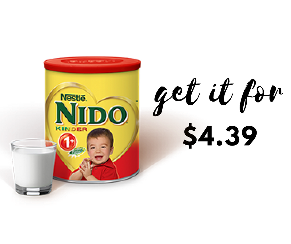 nido coupon