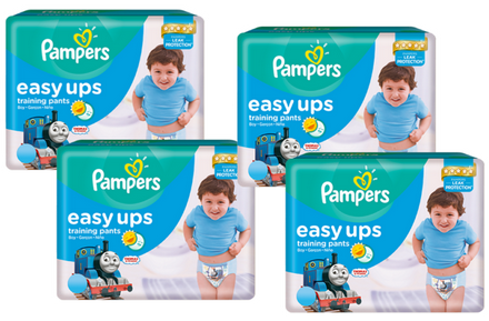 Pampers Easy Ups Training Pants Printable Coupon. May Yes! Get $ Off Pampers Easy Ups Training Pants Posted on May 18th, by I Print Coupons **Rite Aid Deal** Buy 1 – Pampers Jumbo Pack Easy Ups Training Pants, ct $, sale price through 4/21 Use 1.
