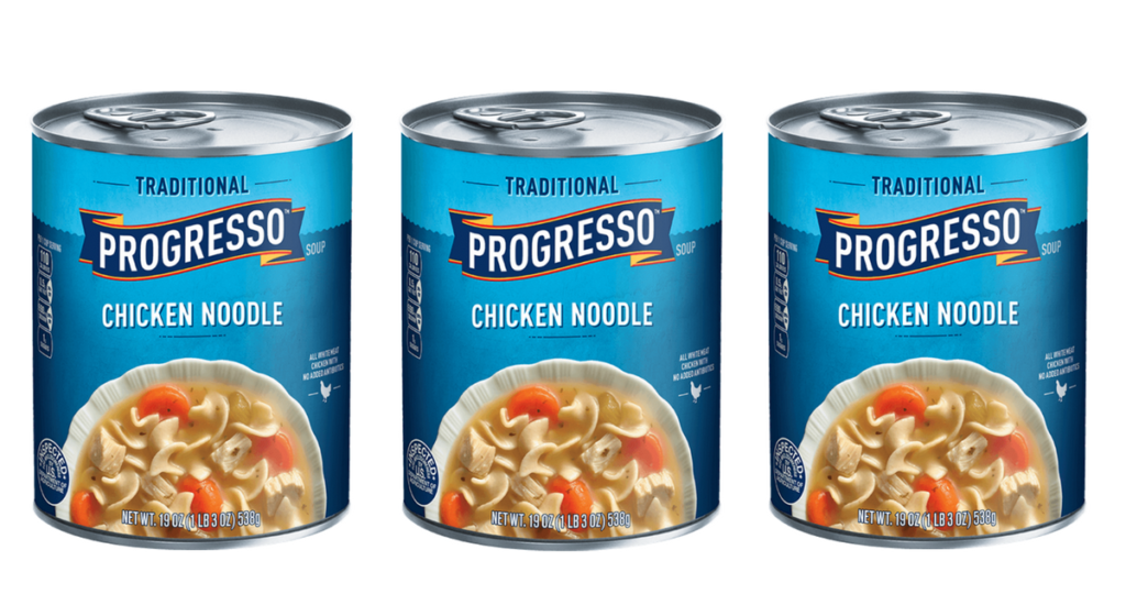 picture relating to Printable Progresso Soup Coupons known as Progresso Soup, 64¢ ea. at Publix :: Southern Savers