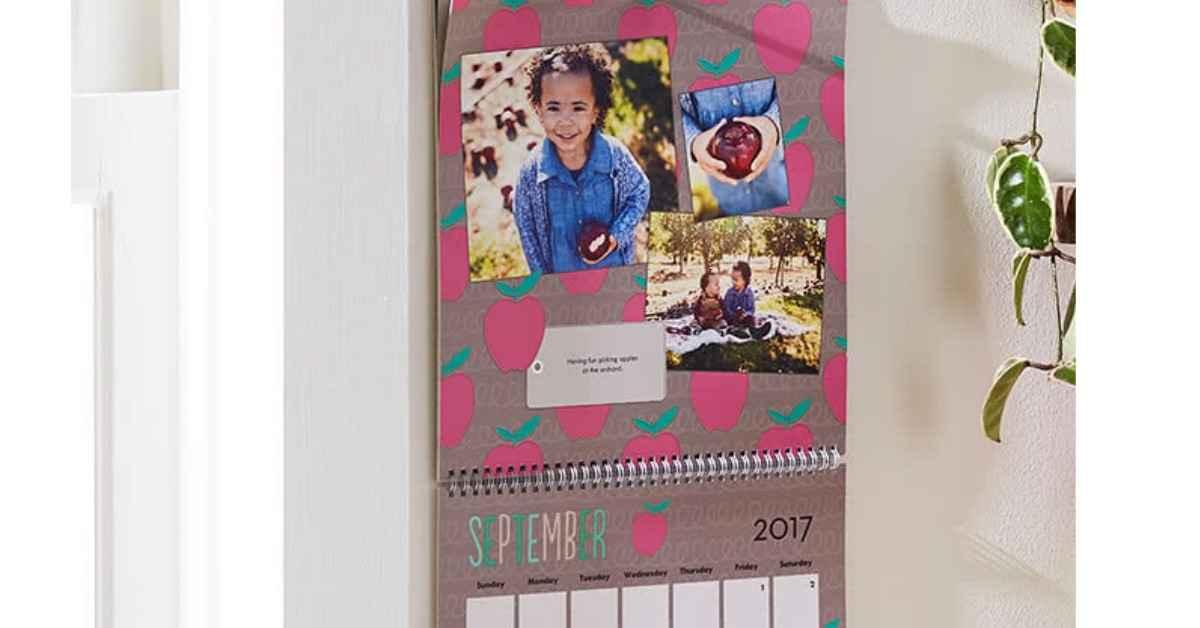 Shutterfly Code Free Photo Wall Calendar Southern Savers