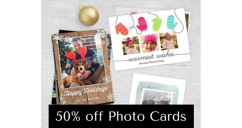 Walgreens photo coupon christmas cards