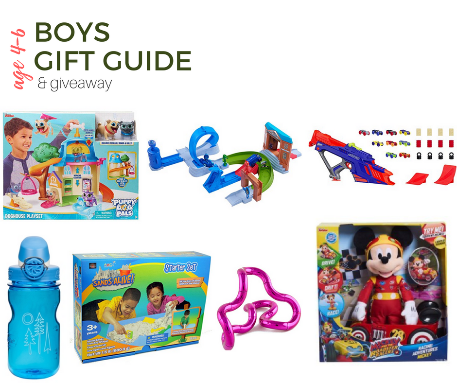5 Year Old Christmas Gifts: 2017 Top Gifts For Boys Age 4-6
