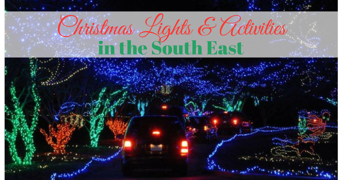 my family loves to go see christmas lights and taking a trip to see them is definitely part of our holiday traditions - Where To Go See Christmas Lights