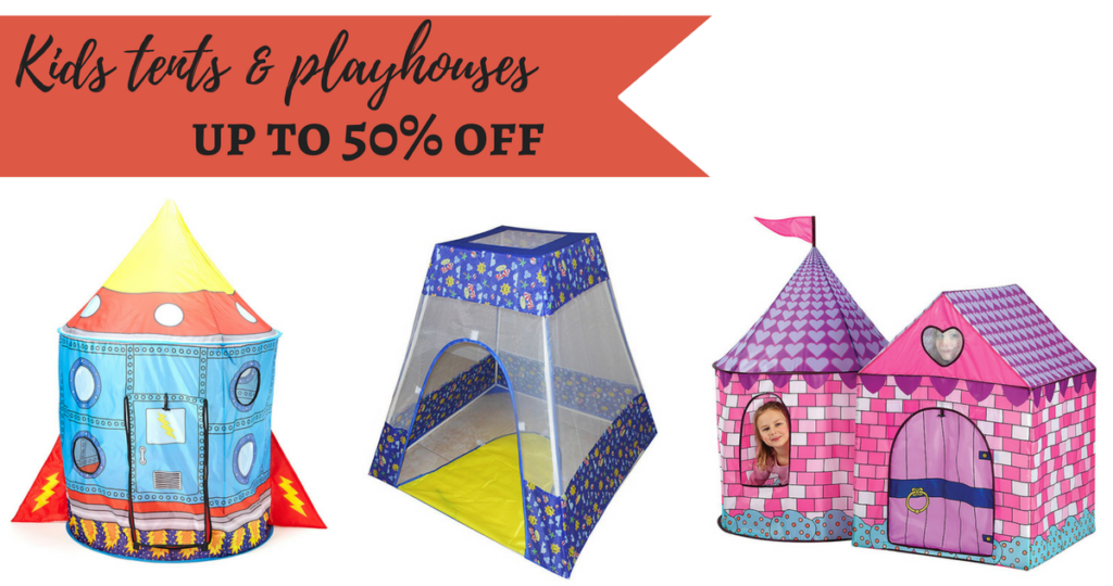 Kids Tents and Playhouses up to 50% off  sc 1 st  Southern Savers & Kids Tents and Playhouses up to 50% off :: Southern Savers