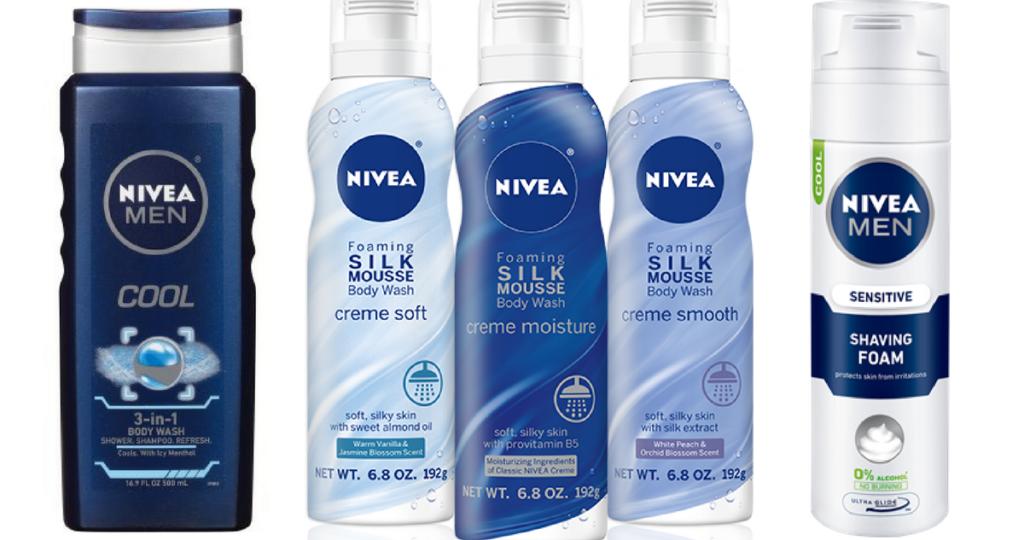 nivea body wash coupon smartsource