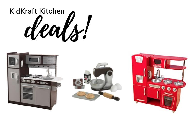 Kidkraft Kitchen Bundles Starting At 83 Shipped Reg 165