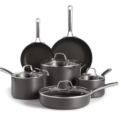 Cuisinart Stainless Steel Cookware Set 81 99 Reg 300