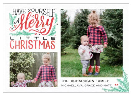 50% Off Photo Cards at Walgreens + Free Pick Up :: Southern Savers