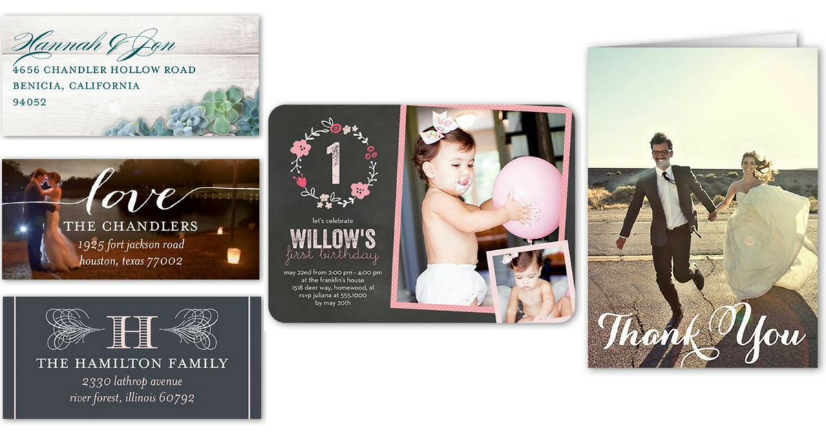 Shutterfly Coupon Code Free Photo Cards Amp Address Labels