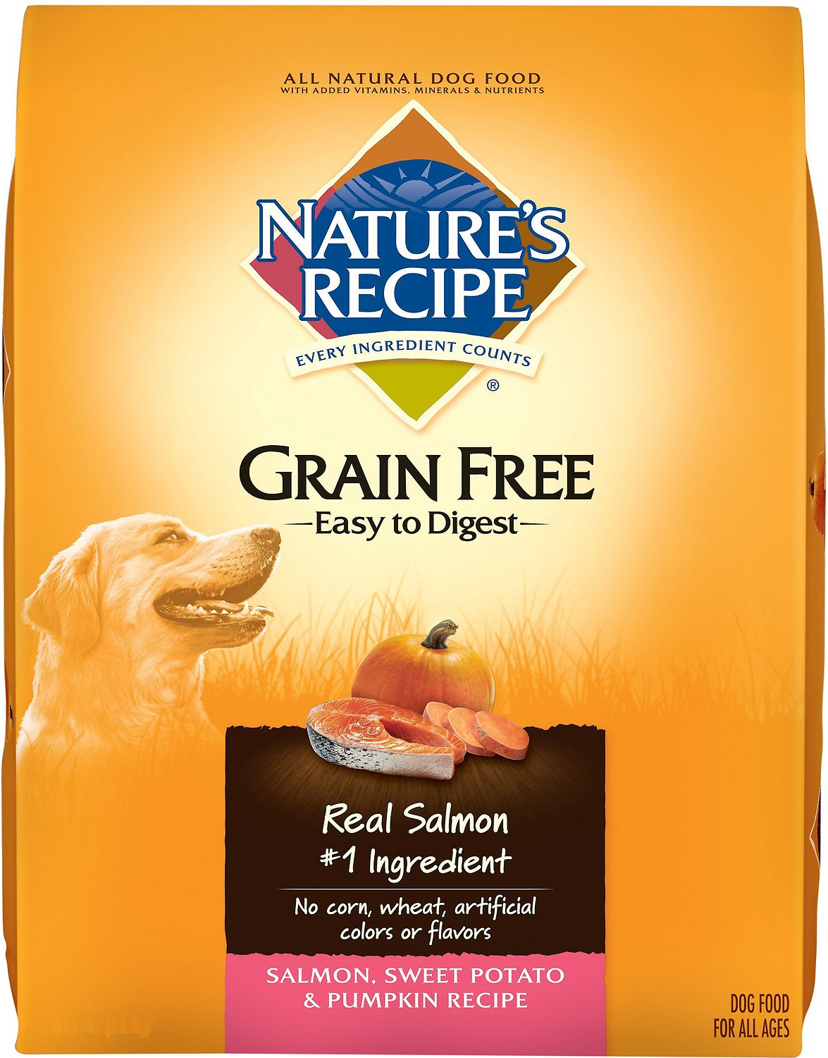 Who Makes Nature S Recipe Dog Food