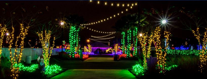 Natchitoches Christmas Lights 2017