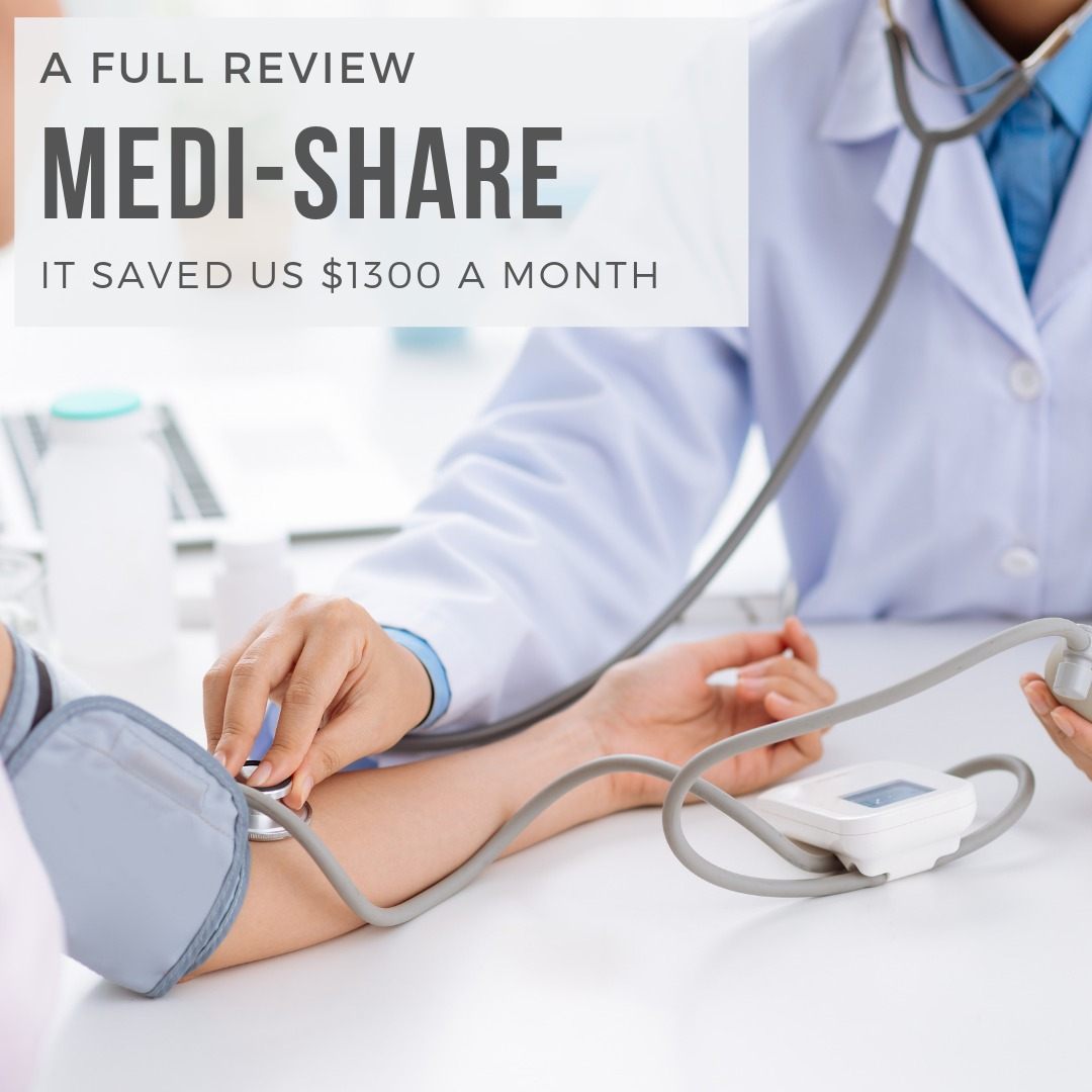 Save Thousands On Health Insurance Detailed Medi Share Review