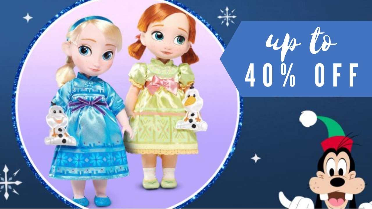 ShopDisney | Up To 40% Off Toys & More