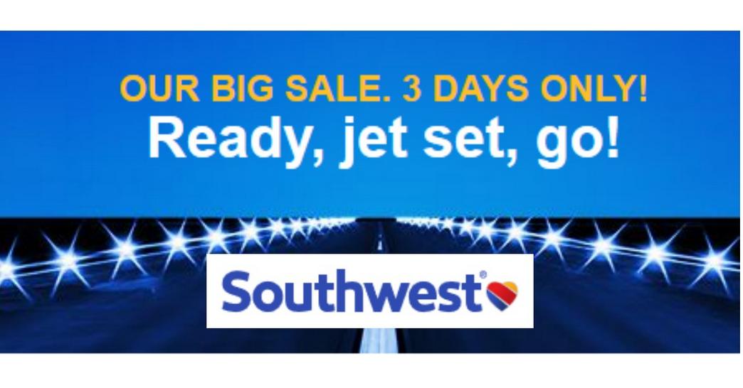 Southwest 49 dollar deals