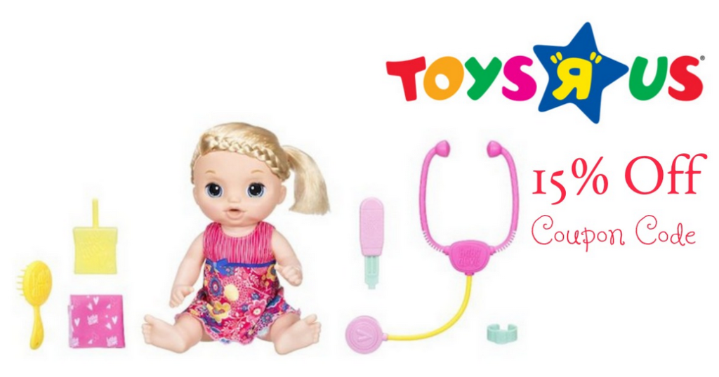 Toys R Us Coupon Code 15 Off Regular Price Purchase Southern