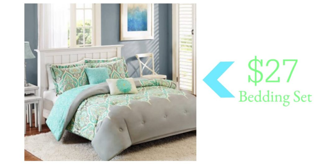 Head Over To Walmart Where You Can Get Better Homes U0026 Gardens Bedding Sets  Starting At $27, Regularly $54. The Set Includes A Comforter, ...