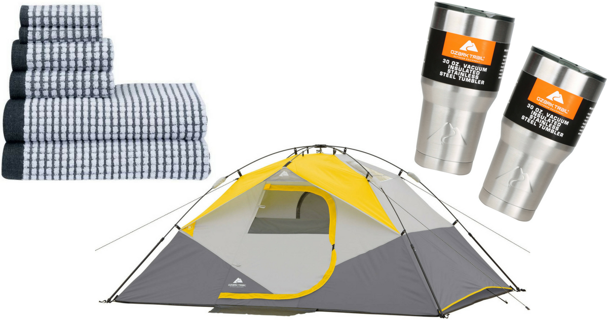 Walmart Deals | Save on Ozark Trail Tent u0026 Tumblers + More  sc 1 st  Southern Savers & Walmart Deals | Save on Ozark Trail Tent u0026 Tumblers + More ...