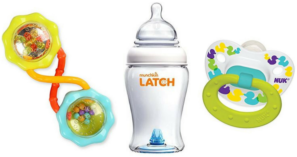 Amazon Baby Registry Free Gift Offer