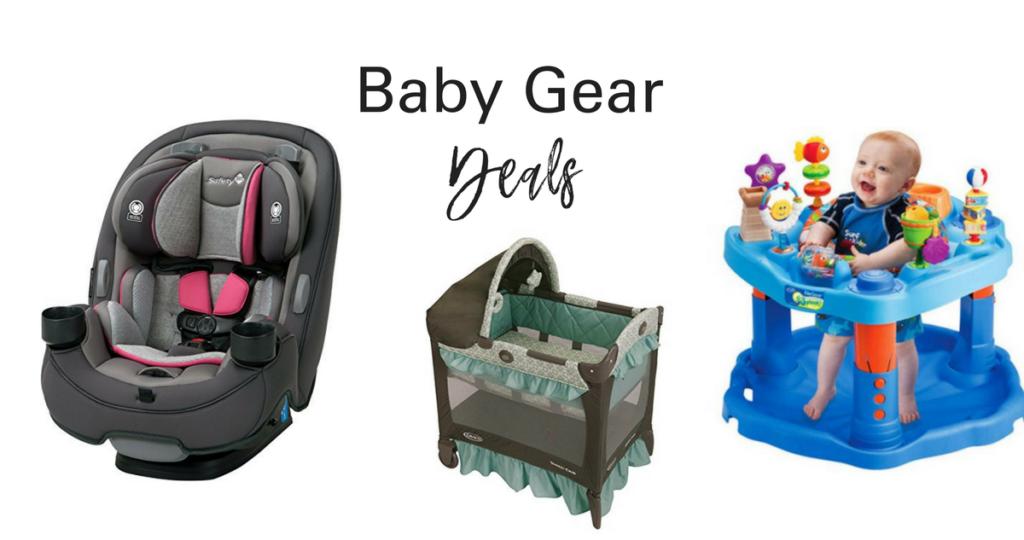 Baby Gear Deals Car Seats Cribs More