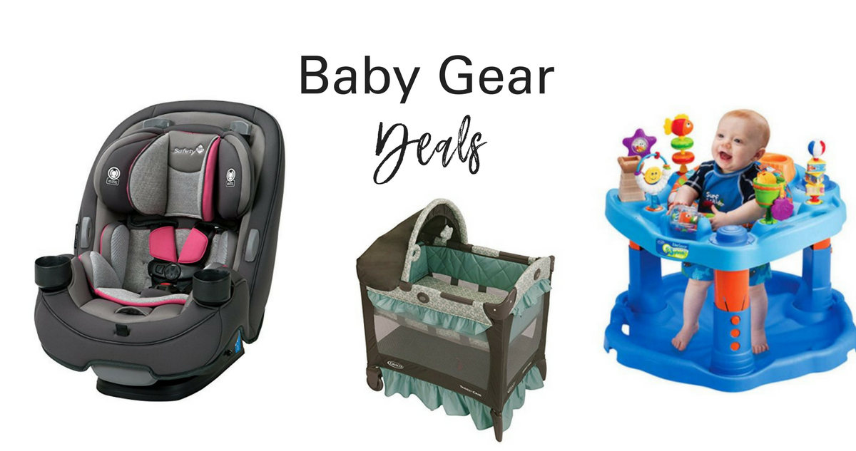 Shop for baby gear deals online at Target. Free shipping on purchases over $35 and save 5% every day with your Target REDcard.