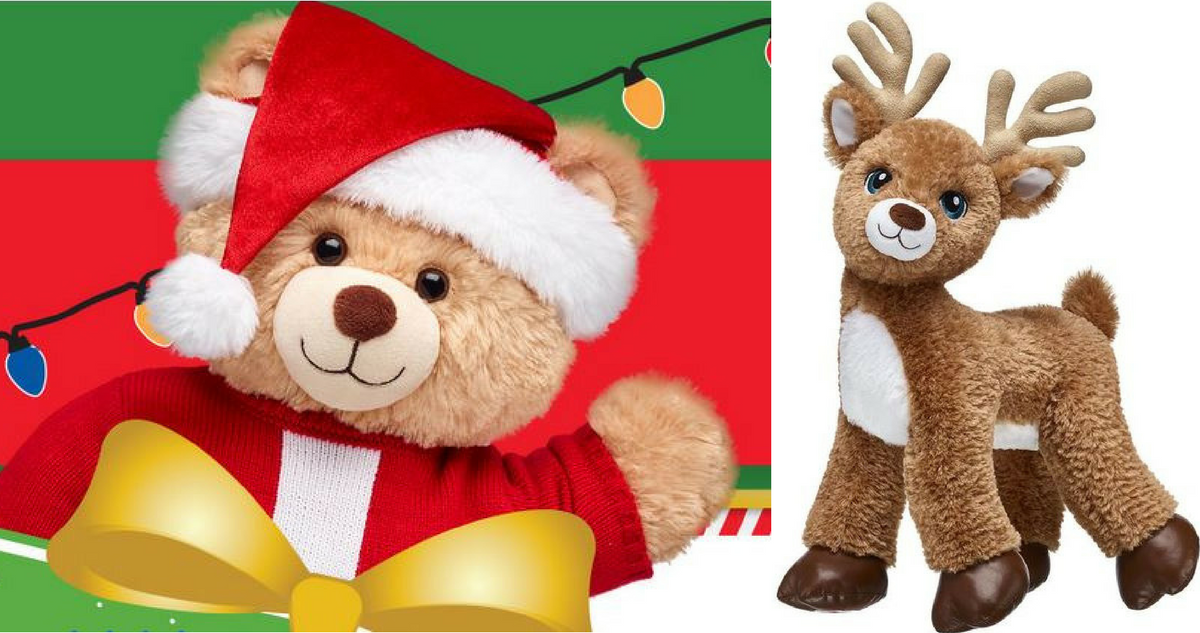 Build a bear coupon code 25 off southern savers theres a great build a bear coupon code you can use to get 25 off your online purchase still not too late to go under the tree fandeluxe Choice Image