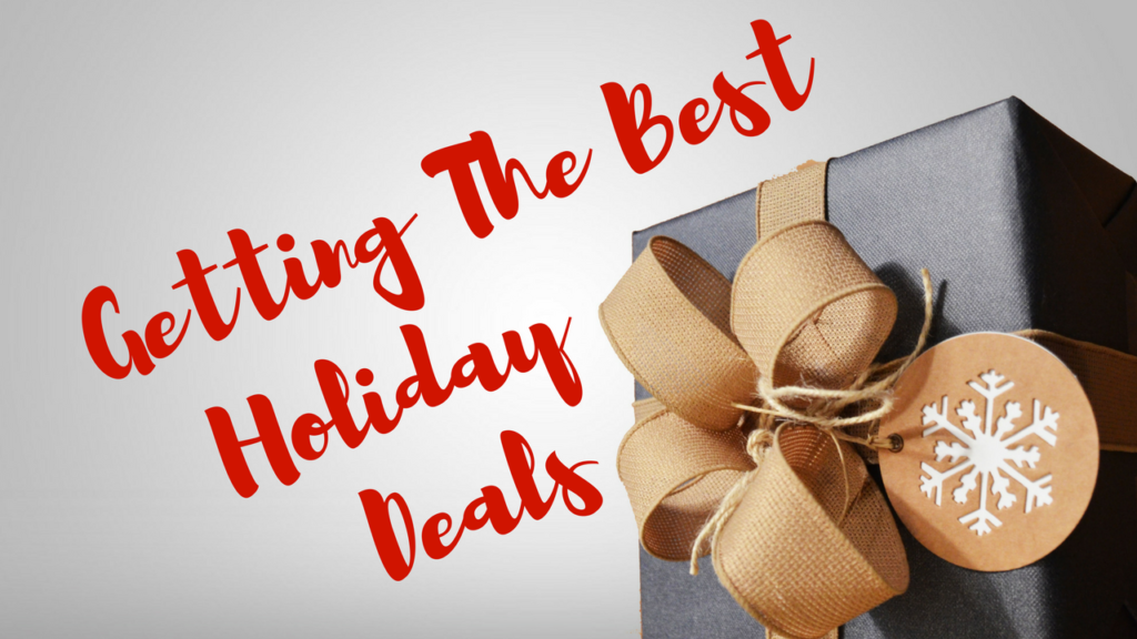Best christmas deals online today