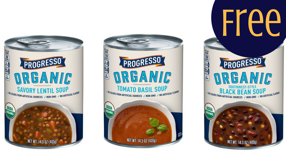 photo regarding Printable Progresso Soup Coupons referred to as Progresso Discount codes Generates for Totally free Organic and natural Soup+ Even further