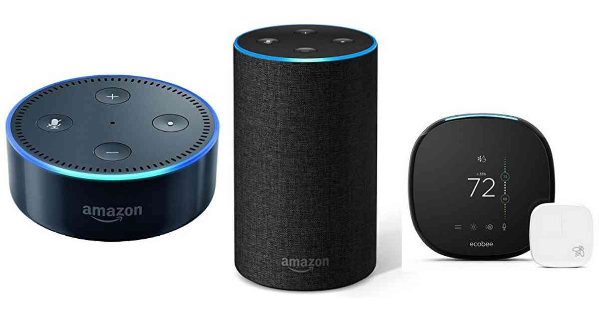 amazon deals  up to 58  off alexa devices     southern savers