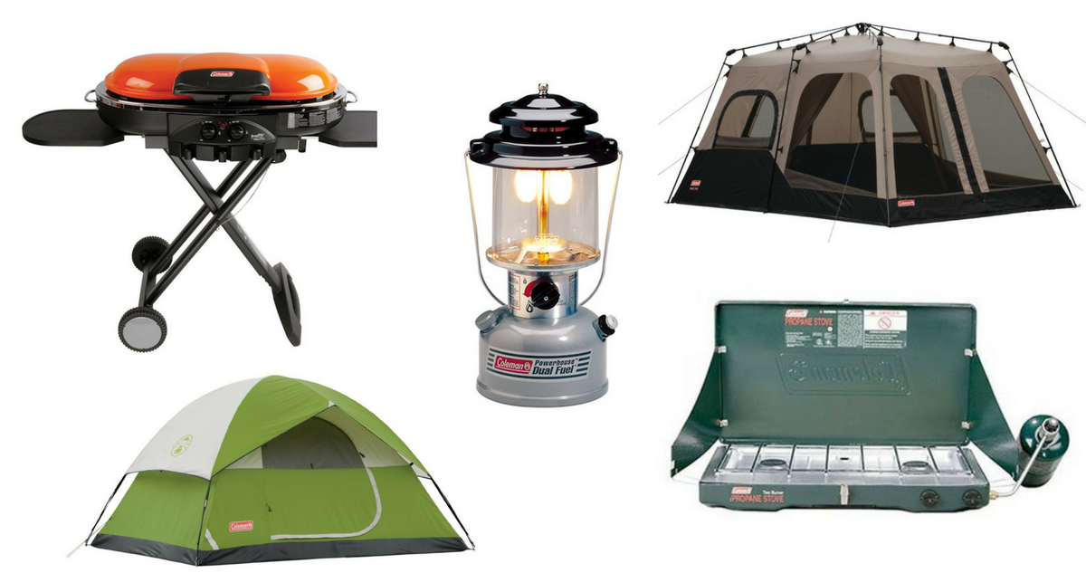 Amazon Up To 40 Off Coleman Camping Gear Southern Savers