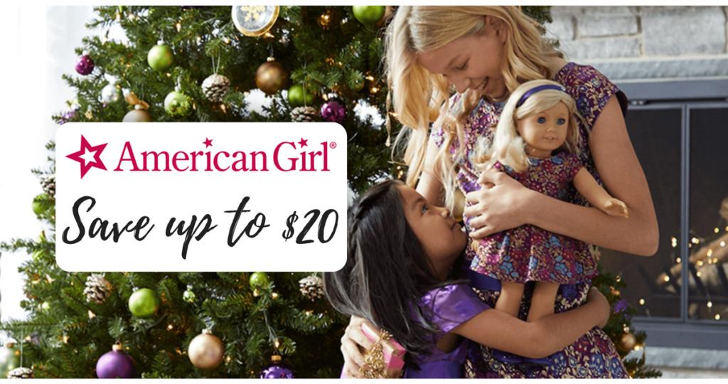 Americangirl.com coupon code