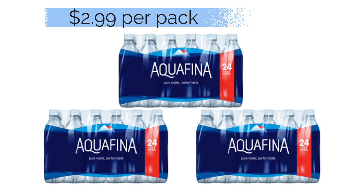 Boxed is one of the best places online to find huge savings and exclusive deals on popular products like Aquafina purified drinking water. Redeem this coupon to save 51% on packs of water and experience Aquafina's rigorous purification system.