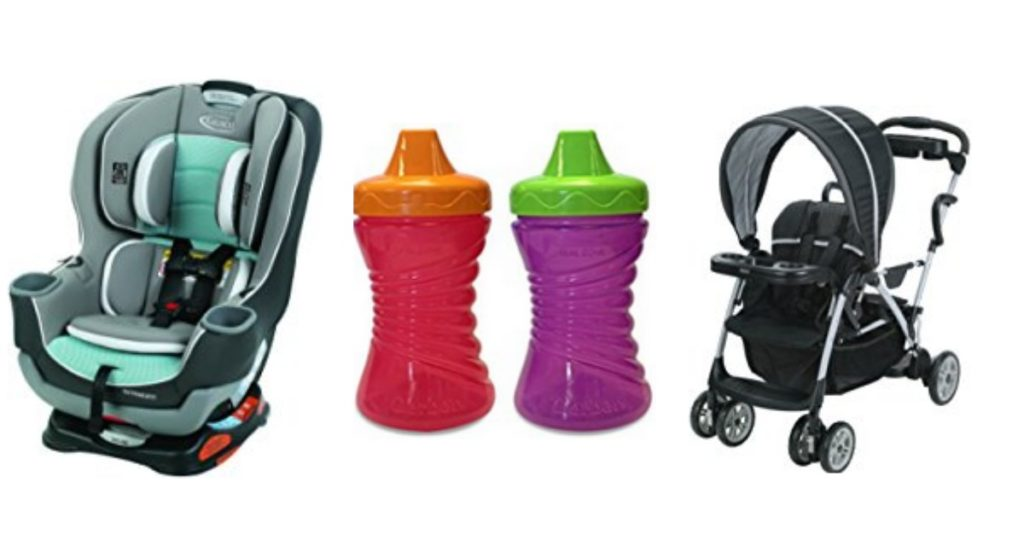 Baby Gear Deals & Coupons. You're not just going to leave baby at home alone. So make sure you're ready to take them anywhere - save big with strollers, car seat & gear coupon codes. You'll find amazing deals and discounts from top stores like BabyAge, Babies R Us, and spanarpatri.ml