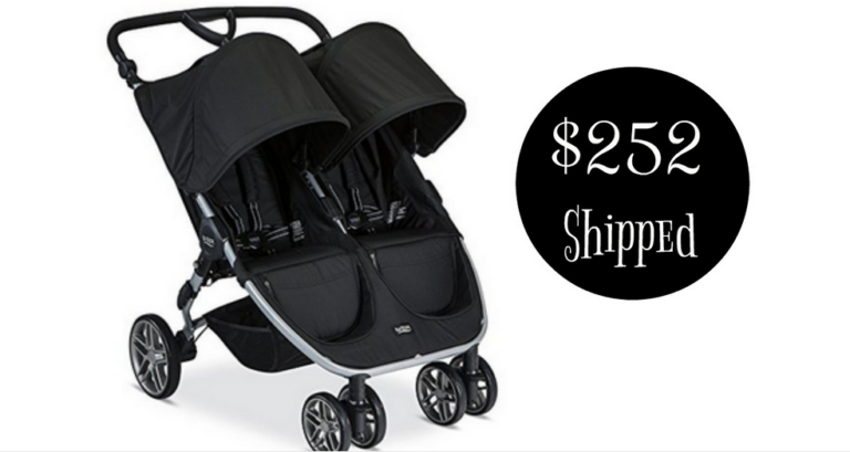simple double stroller - 640×480