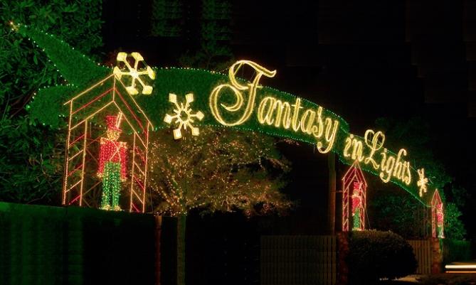 Callaway Gardens Fantasy In Lights Tickets Lowest Price Sale