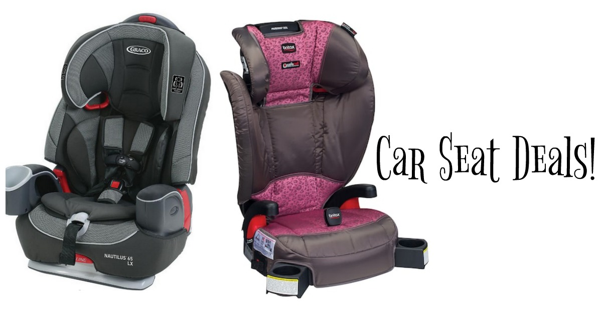 Car Seat Deals Britax Graco Amp Safety 1st Southern Savers