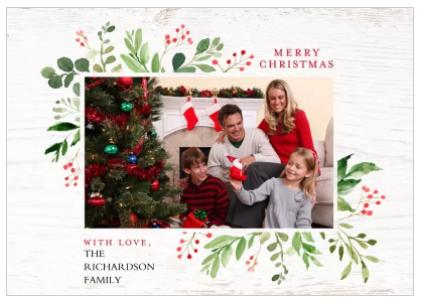 Walgreens Christmas Card.Walgreens Photo 50 Off Photo Cards And Stationary
