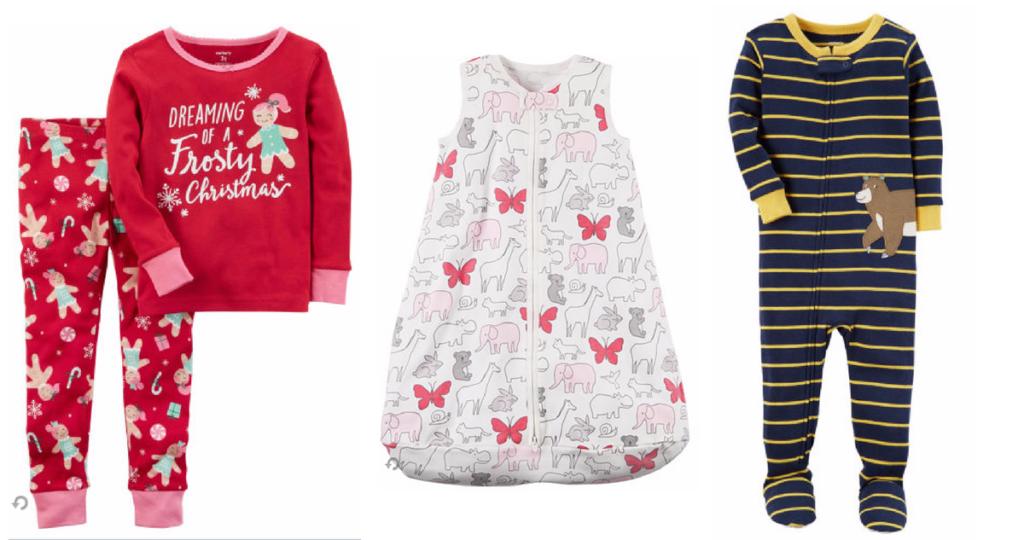 5219d92425a0 Carter s Sleepwear Sale  Pajama Sets