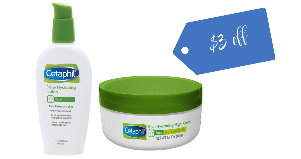 photograph regarding Cetaphil Coupons Printable referred to as Fresh new $3 Off Cetaphil Coupon codes :: Southern Savers