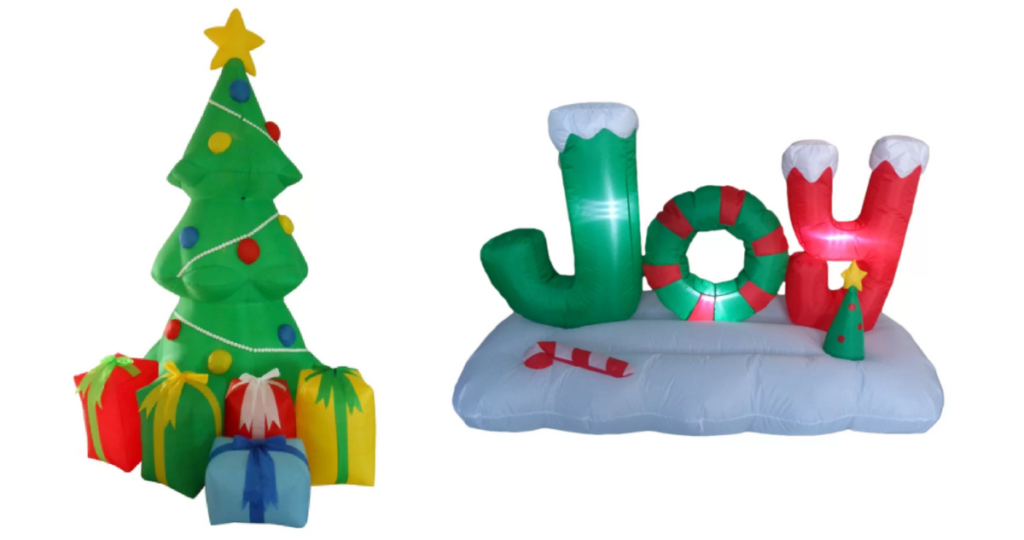 wayfair up to 50 off christmas inflatables - Wayfair Christmas