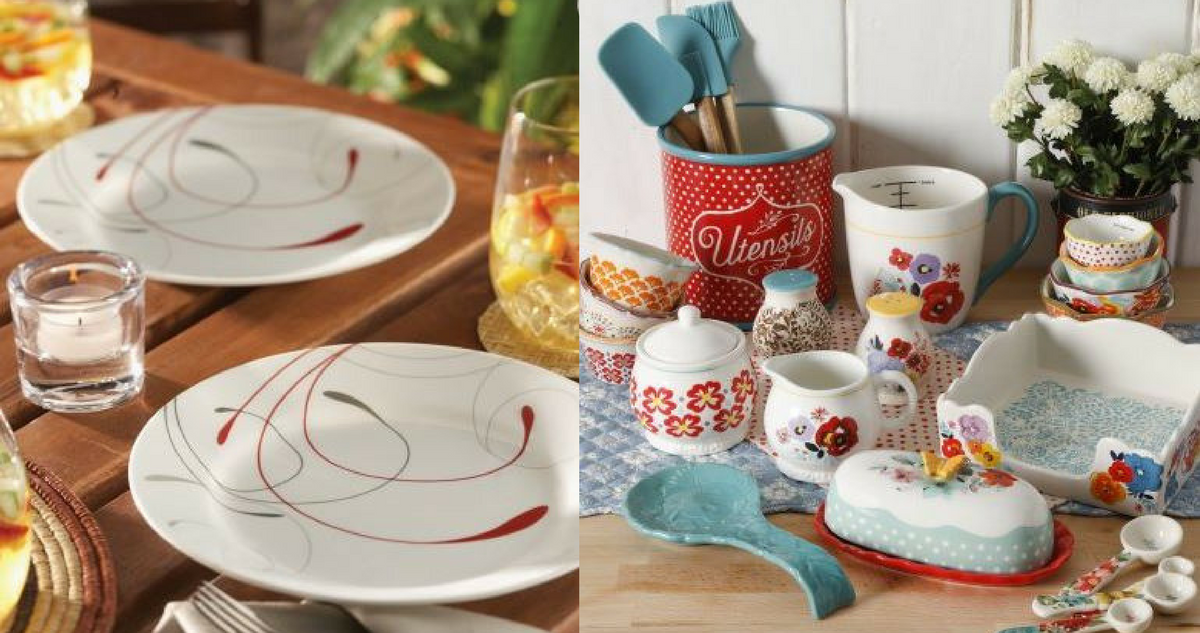 Kitchen Deals | Corelle Dinnerware for $18.94 + More & Kitchen Deals | Corelle Dinnerware for $18.94 + More :: Southern Savers