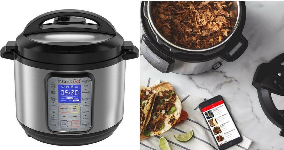 Instant Pot 6 Quart 7 In 1 Pressure Cooker For 73 99