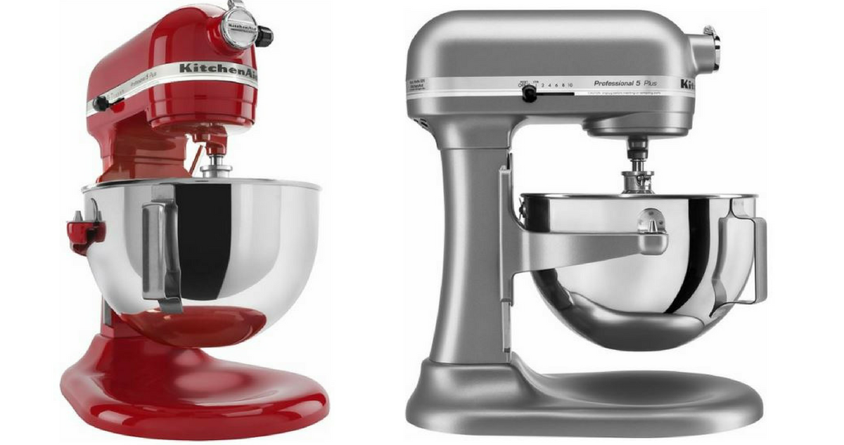 KitchenAid Professional Stand Mixer For $199.99 Shipped