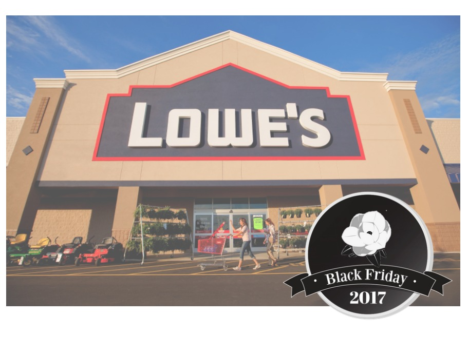 Lowes black friday appliance deals