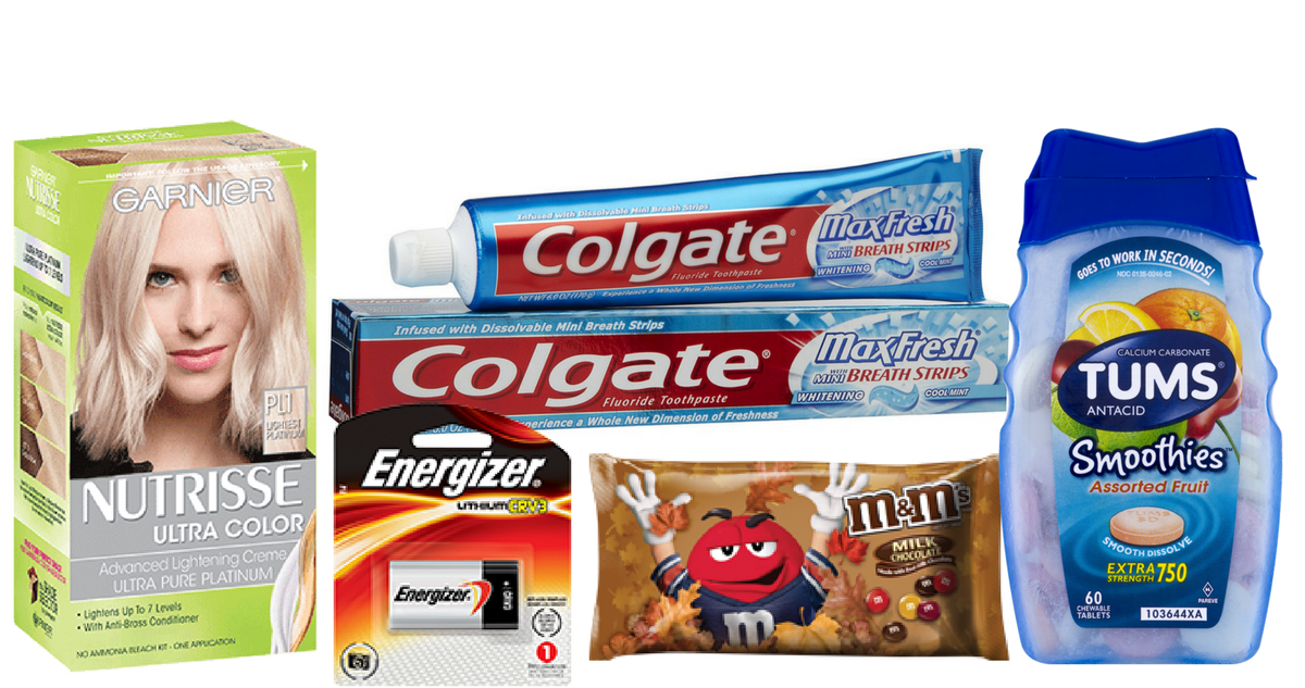 picture regarding Colgate Printable Coupons referred to as Fresh Discount coupons: Colgate, Garnier Additional :: Southern Savers