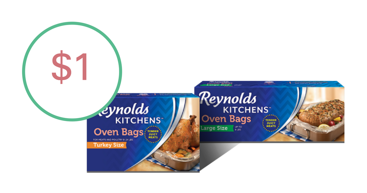 coupons for reynolds oven bags