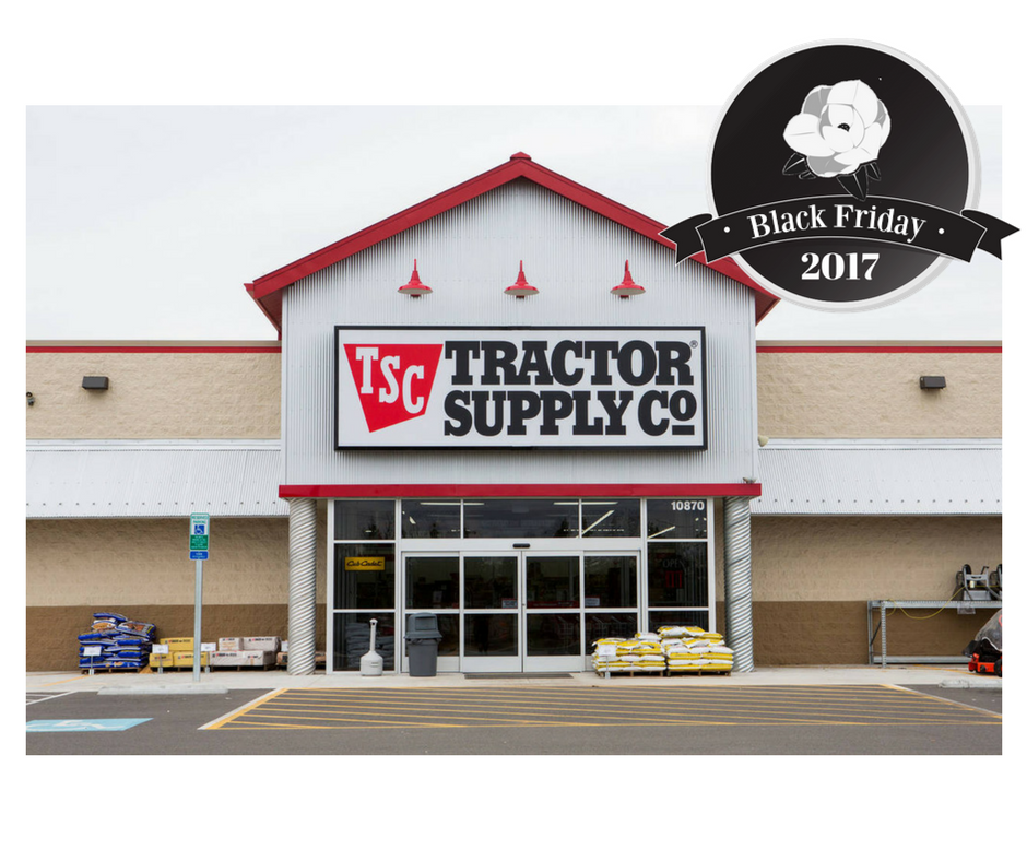 tractor supply black friday ad 2017    southern savers