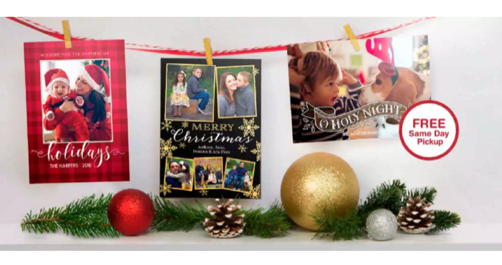 head to walgreens and get 50 off all photo cards and stationary with a new coupon code you can score a set of 60 57 cards for just 42 per card after - Is Walgreens Open On Christmas Eve