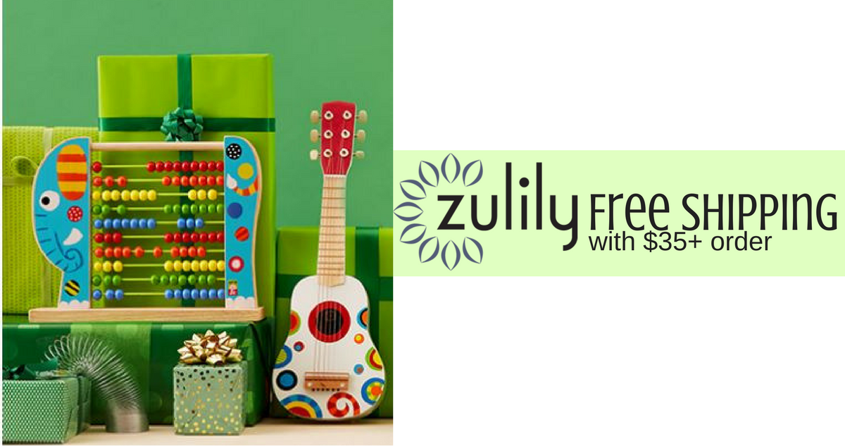 Zulily coupon code free shipping