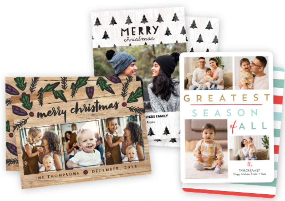 Top Christmas Card Deals: up to 70% off! :: Southern Savers